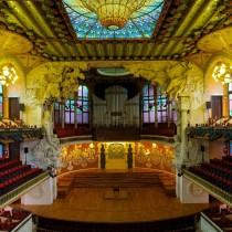 Palais de la Musique Catalane (Barcelone)
