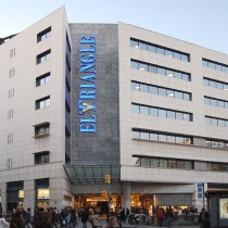 Triangle Building (Barcelona)